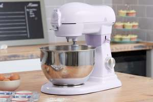 Swan Collection Die-Cast Stand Mixer 1500w SP32010LYN £84.98 @ Groupon