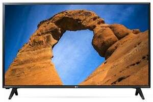 LG 43LK5100PLA 43 Inch 1080p Full HD Freeview HD LED TV Television - Black. £199.99 @ Argos eBay