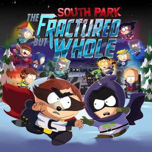 South Park : The Fractured But Whole (Nintendo Switch) for £12.49 / South Park : The Stick of Truth for £11.09 @ Nintedo eShop