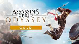 [UPlay] Assassin's Creed Odyssey: Gold Edition PC £25.19 @ Fanatical