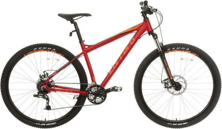 Carrera Hellcat Mens Mountain Bike - 2018 £227 @ Cycle Republic (Carrera sale!)