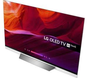 LG OLED65E8PLA  65 inch OLED 4K Ultra HD HDR Smart TV with 6 Year Guarantee £1899 with code @ RicherSounds