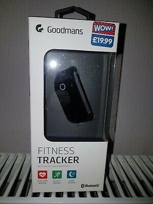 Goodman's Activity Tracker - £7 @ B&M instore