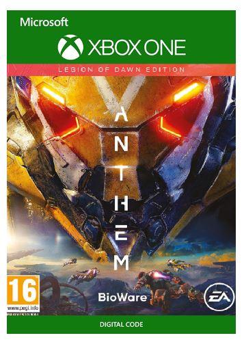 [Xbox One] Anthem Legion of Dawn Edition - £14.79 @ CDKeys