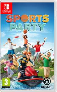 Sports Party (Nintendo Switch) - £7.49 @  Nintendo eShop
