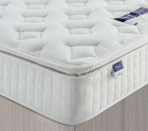 Silentnight Stanfield Sprung Pillowtop Superking Mattress £259.49 @ Argos