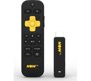 NowTV Smart Stick with 2 months Entertainment pass £7.50  Asda (Felling, possibly national)