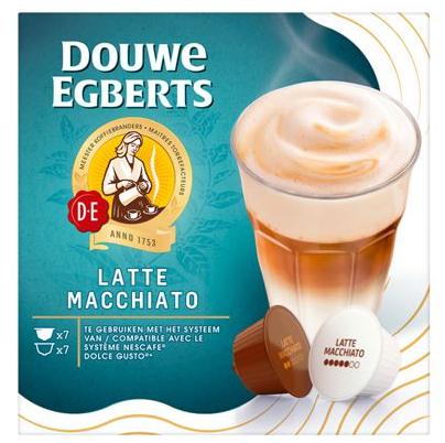 Douwe Egberts -Latte Macchiato (Dolce Gusto® compatible) £1 at Poundstretcher