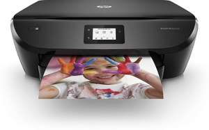 HP Envy Photo 6230 All-in-One Wi-Fi Photo Printer with 4 Months of Instant Ink Included now £44.99 delivered at Amazon