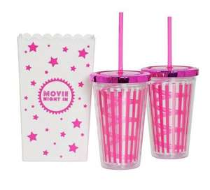 Pretty Pink Movie Night In Set - £2.25 at Argos C&C