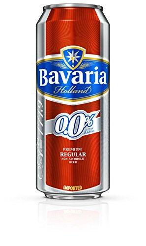Bavaria 0.0% Beer 4x330ml only £1 in B&M Bargains