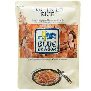 Blue Dragon Egg Fried Rice 250g - £0.50 at Poundstretcher