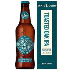 Innis & Gunn Toasted Oak IPA - £1 Instore at B&M Retail