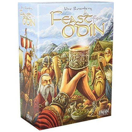 A Feast for Odin - £62.97 delivered @ Zatu Games