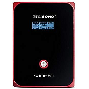 Salicru SPS SOHO+ 2000 Series Line-Interactive Uninterruptible Power Supply Unit, 2000VA/1200W - £109.98 at Amazon