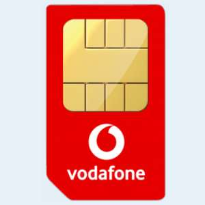 Vodafone 5g SIM Only12 months contract on unlimited max tariff £360 with £90 automatic cashback + £10 cashback with code @ Mobiles.co.uk