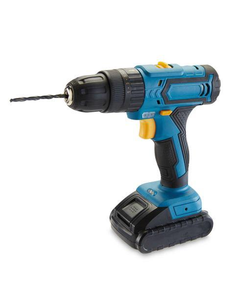 Workzone Cordless Hammer Drill 14.4v - £6.99 Instore @ Aldi (Leeds)