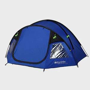 EUROHIKECairns 2 Deluxe Tent was £100 now £32 using code at Millets