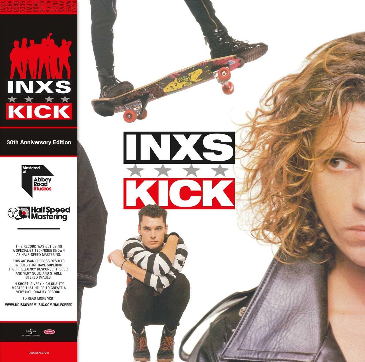 INXS - Kick [180g VINYL] - delivered @ Amazon - Prime £12.86 / Non-Prime £15.85