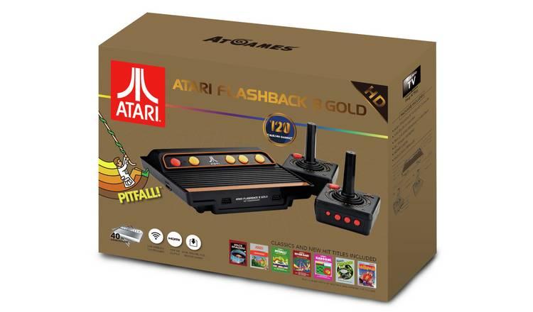 Atari Flashback 8 HD Games Console with 120 Games £29.99 @ Argos