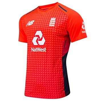2018/19 England Cricket T20 Replica Shirt £15 + £4.99 delivery @ ECB