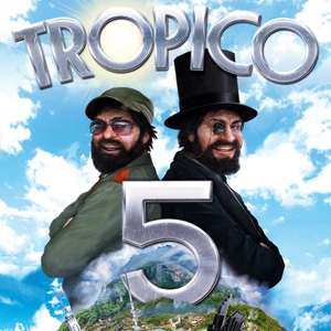 Tropico 5 (PC Steam) - £3.29 @ CDKeys