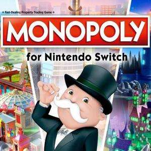 Monopoly for Nintendo Switch just £7.49 @ Nintendo eShop (Digital Download)