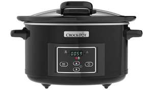 Crock-Pot Lift & Serve Digital Slow Cooker 4.7 Litre £32.99 Delivered @ Amazon