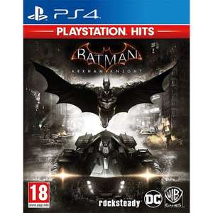 Batman Arkham Knight - PlayStation Hits (PS4) - £8.50 Delivered using code HIGHFIVE @ TheGameCollection