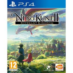 Ni No Kuni II: Revenant Kingdom for £8.50 With Code Delivered @ The Game Collection