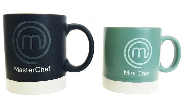 MasterChef Set of 2 Mugs  £1.05  @ Argos (free C&C)