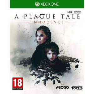 A PLAGUE TALE: INNOCENCE Xbox One for £18.95 with Code Delivered @ The Game Collection