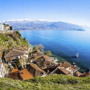 7 Nights at Lake Ohrid (North Macedonia) including flights & accommodation (Sep departure / departing LTN) £81.50p/p @ Wizz Air/ Booking.com