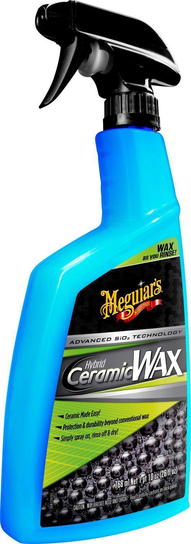 Meguiars Hybrid Ceramic Wax 768ml £14 at Halfords C&C