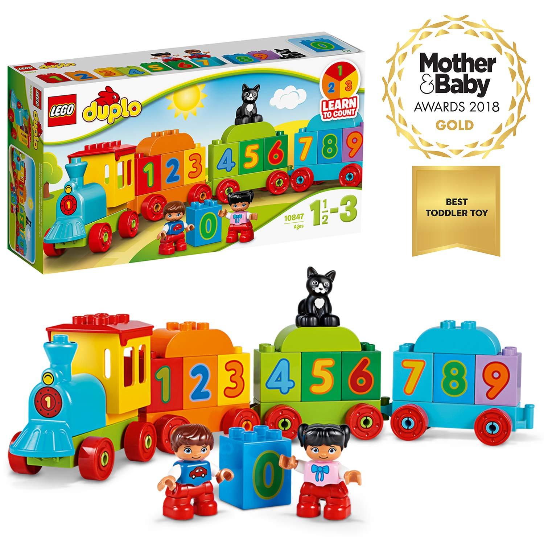 LEGO 10847 Duplo Number Train Toy £7.31 (Prime) / £11.80 (non Prime) at Amazon