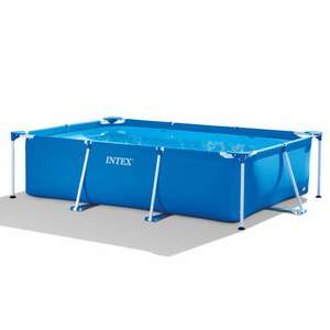 Intex 3x2 metre framed swimming pool - £62.99 using code + Free Delivery @ Euro Car Parts
