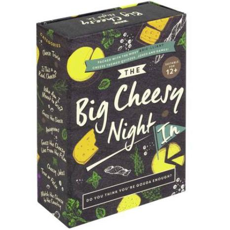 Professor Puzzle The Big Cheesy Night In Game - 90p @ Argos