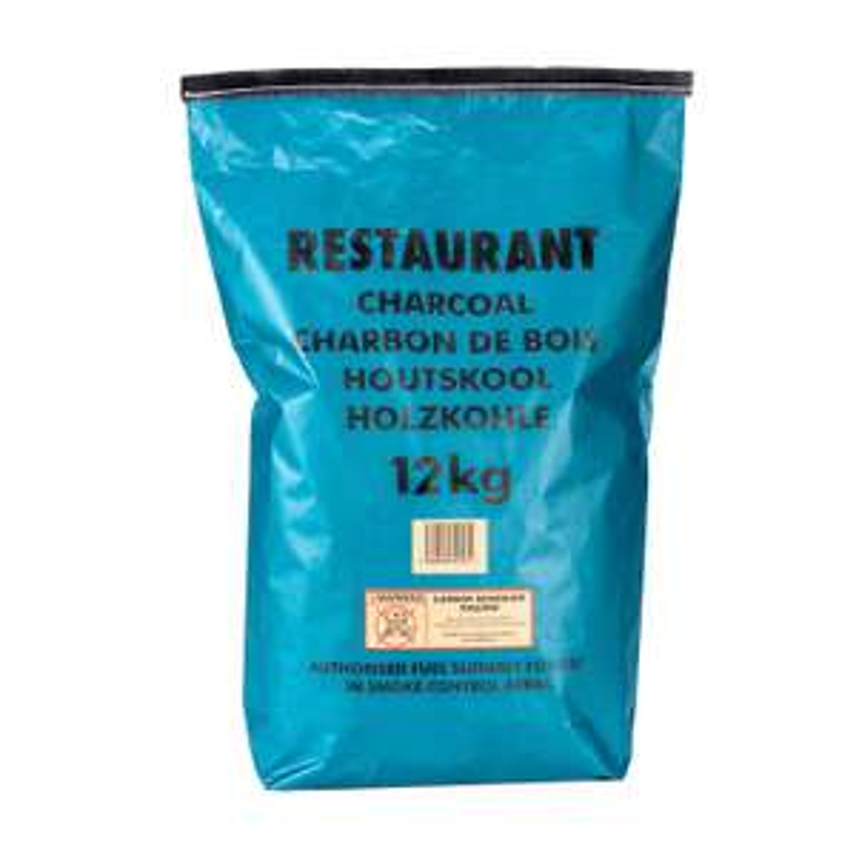 2 bags restaurant quality charcoal £16 C&C @ B&Q
