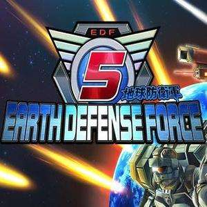EARTH DEFENSE FORCE 5 - £37.19 @ Humble Bundle