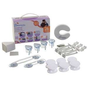 Dreambaby Boxed Safety Kit - 26 Piece Homebase - £3 available instore only