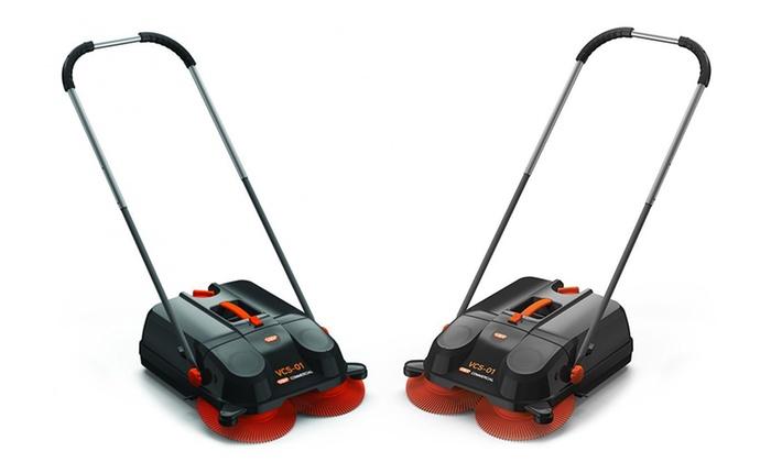 Vax VCS-01 Floor sweeper @ Groupon