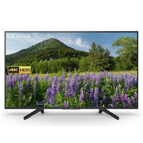 Sony KD49XF7003BU  49 Inch Smart 4K Ultra HD TV with HDR - £419 @ Argos