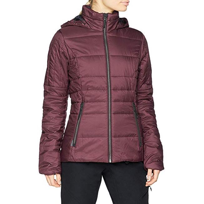 Women's Icebreaker Clothing, e.g. Socks £3.94, T-shirts £11.36, Women's Stratus X Hooded Jacket £56.60 @ Amazon