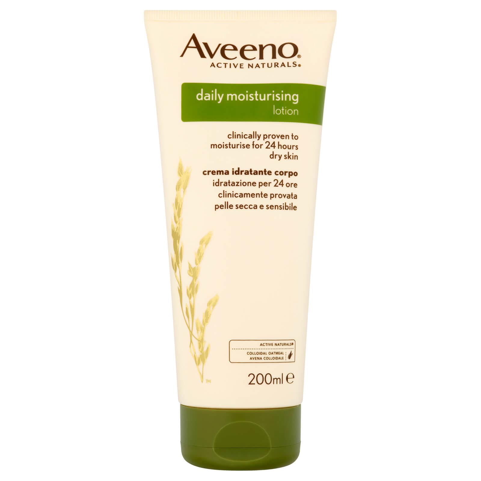 Aveeno daily moisturising lotion 200ml £3.75 @ Asda
