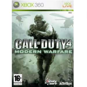 Call of Duty 4: Modern Warfare (Xbox One/360) [Pre-owned] - £1.99 Delivered @ Music Magpie
