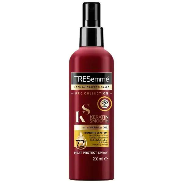 TRESemme keratin smooth heat protect spray 200ml half price £3.00 @ Asda