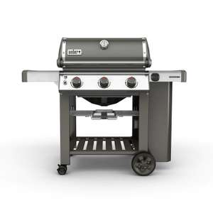 Weber Genesis® II E310™ GBS™ Smoke grey Gas Barbecue - £572 delivered with discount applied at checkout @ B&Q