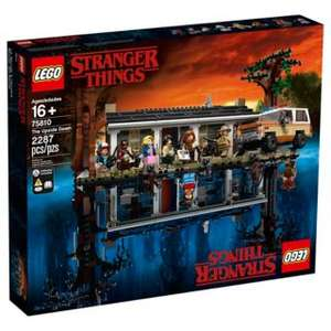 FREE Stranger Things collectable poster when you buy the Lego Set for £179.99
