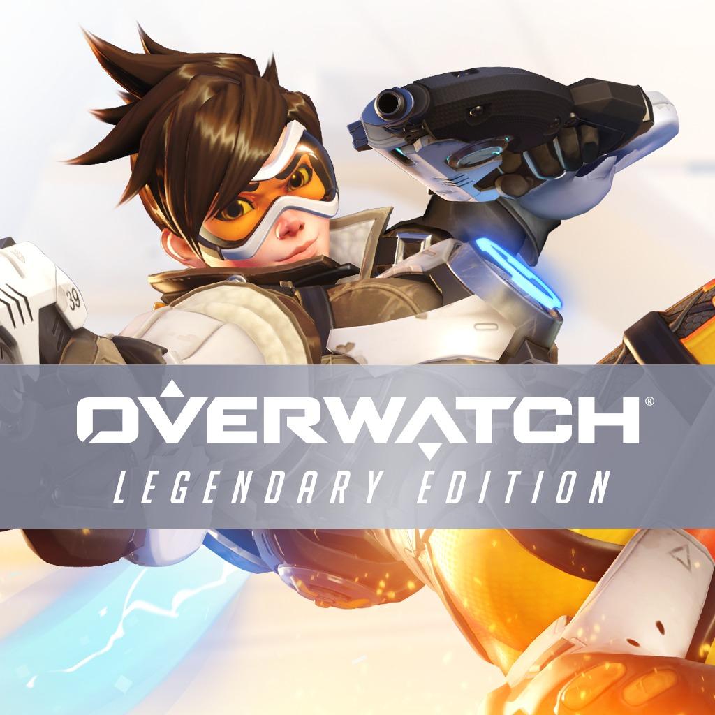 Overwatch Legendary Edition (PS4) - £16.49 @ Playstation PSN