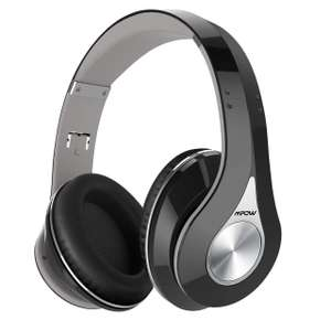 Mpow 059 Foldable Bluetooth Headphones / Wired or Wireless / 40mm Drivers £20.99 Sold by HBH LTD and Fulfilled by Amazon.